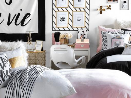 Decoracion de cuartos para niñas ebani