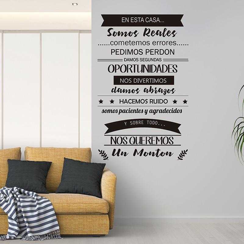 Vinilo decorativo para pared ebani decoracion