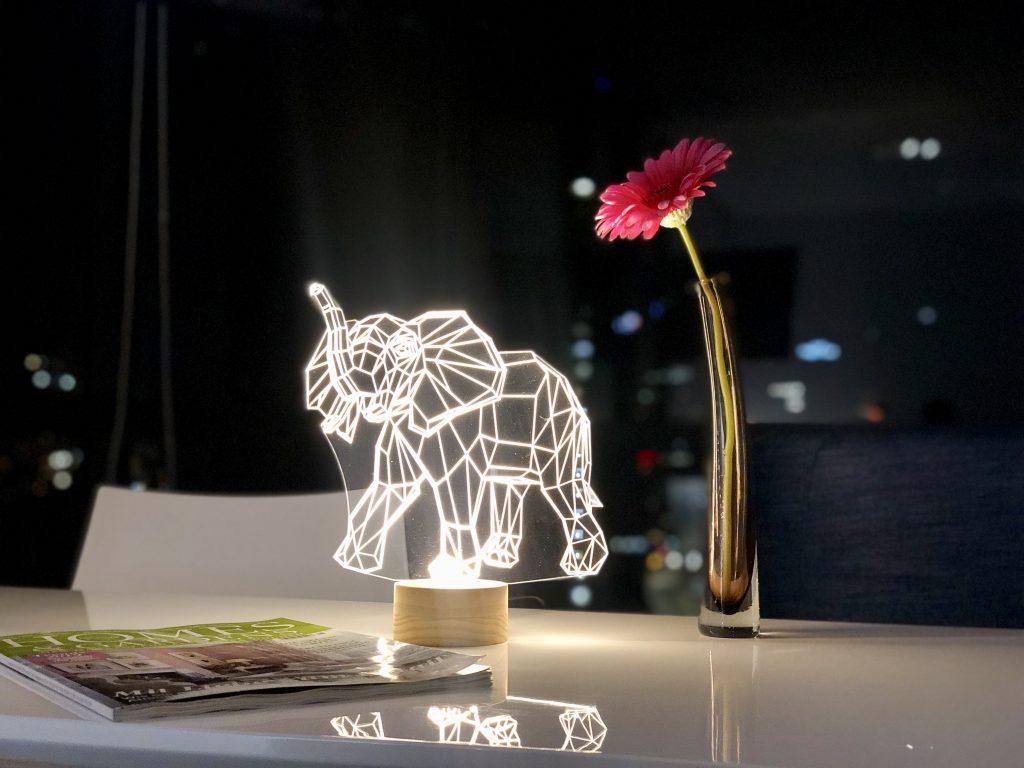 lamparas de mesa de noche ebani colombia