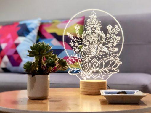 lamparas modernas laksmi