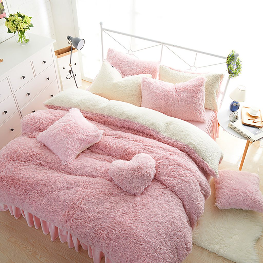 duvet termico en felpa ebani colombia ropa de cama