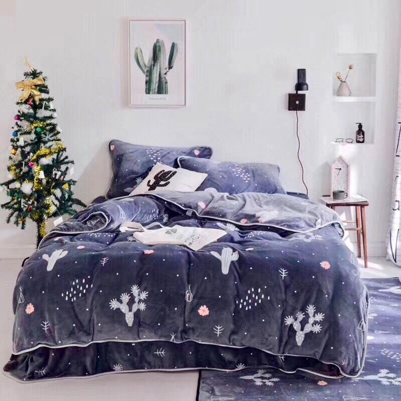 duvet termico en piel de durazno cactus ebani colombia ropa de cama